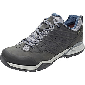 The North Face Hedgehog Hike II GTX Chaussures Homme, zinc grey/shady blue